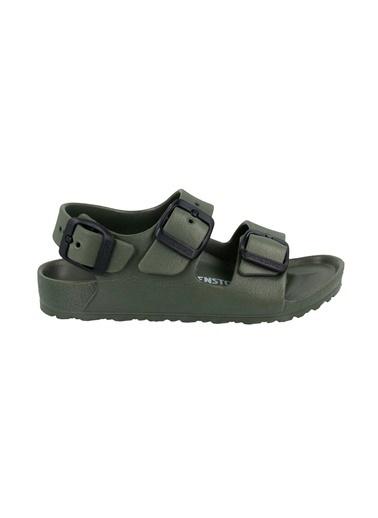 Birkenstock  Milano Eva Sandalet Unısex Sandalet 1009354 Haki